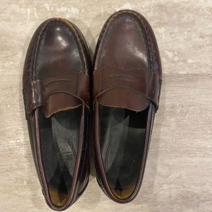 Sperry Penny Loafer Size 12W boys.